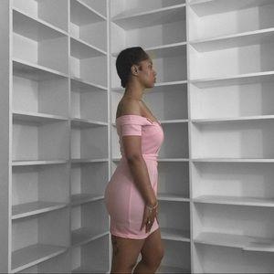 Dresses - 💗 🙅🏻♀️SOLD OUT RESTOCKED Pink Brunch Dress